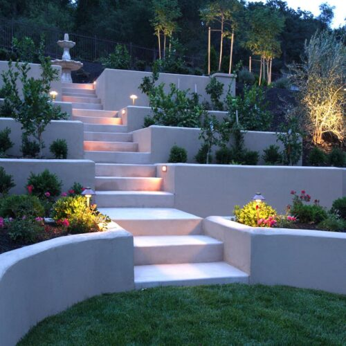 Hardscape design-Tampa Bay FL Outdoor Living & Designs-We offer Landscape Design, Outdoor Patios & Pergolas, Outdoor Living Spaces, Stonescapes, Residential & Commercial Landscaping, Irrigation Installation & Repairs, Drainage Systems, Landscape Lighting, Outdoor Living Spaces, Tree Service, Lawn Service, and more.